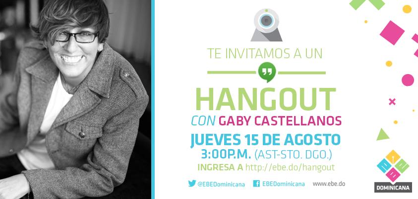 Hangout #EBEconGABY